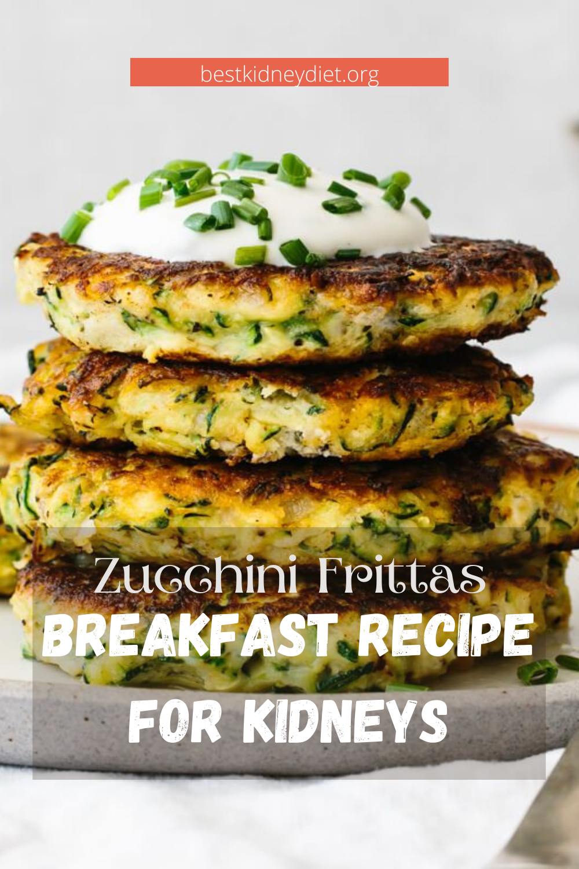 Breakfast Zucchini Frittas